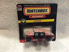 Hummer Humvee 1:64 1998 Taco Bell Series Matchbox Collectible