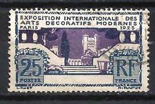 France 1924 arts décoratifs Yvert n° 213 oblitéré 1er choix (1)