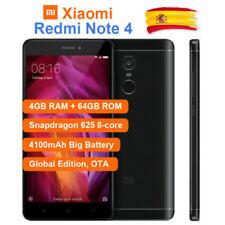 Teléfonos móviles libres azul Xiaomi ocho núcleos