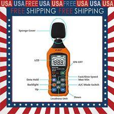 Digital Audio Decibel Meter Sound Level Meter Noise Level Meter Sound Monitor Db