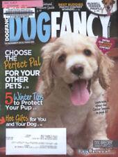 Dog Fancy Magazine November 2014 Cocker Spaniel Jack Russell Terrier