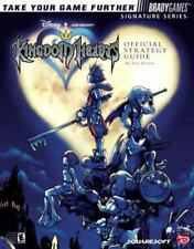 Kingdom Hearts Official Strategy Guide (Signature Series) Birlew, Dan RPG BOOK