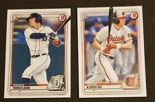 2020 Bowman Draft Paper You Pick/Complete Your Set Quantity Discount up to 30%
