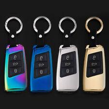 Zinc Alloy Car Key Cover Case Keycase For VW Passat B8 Skoda Superb A7 ZnAl011