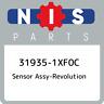 31935-1XF0C Nissan Sensor assy-revolution 319351XF0C, New Genuine OEM Part