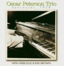 Vancouver 1958 Oscar Trio Peterson 2003 CD