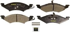 Monroe DX257 Disc Brake Pad Set-Total Solution Semi-Metallic Brake Pads Front