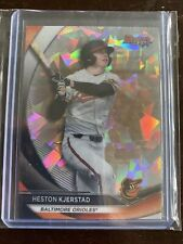 2020 Bowman's Best Heston Kjerstad Top Prospects Atomic Refractors #TP7