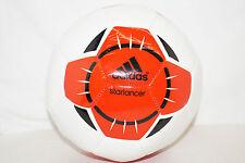 adidas Gr.5 Starlancer IV Fussball weiss rot BALLS BALLONS