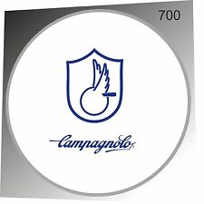 CAMPAGNOLO GHIBLI 700C DISC WHEEL REPLACEMENT DECAL SET FOR 1 WHEEL