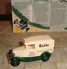 Lledo - 1932 modello di un pannello FORD VAN-Spirito di Brooklands - 85 ANNI-Boxed