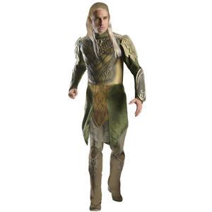 Rubie's Costume Men's Hobbit 2 Desolation Of Smaug Adult Deluxe Legolas