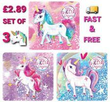 Unicorn Children's Jigsaw Puzzles x 3  Fun Puzzles for Kids Girls Boys