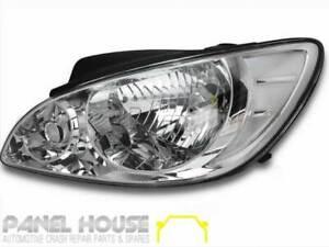 Hyundai GETZ Hatch 06-09 3&5Dr LEFT Replacement Head Light NEW Lamp ADR