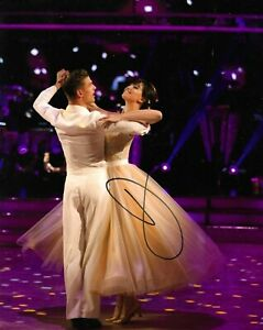 Daisy Lowe Signed 10x8 Autograph Photo - Strictly Come Dancing - Model