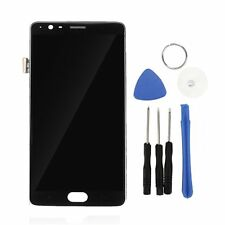 LCD Display Touch Screen Digitizer Frame Assembly For OnePlus3 Three A3000 A3003