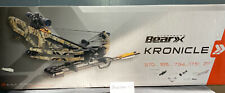 Bear X Kronicle Ready to Shoot Crossbow with Illuminated Scope, Quiver, Bolts