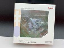 Herpa Flugzeug 552349 Miniaturmodelle Flugzeug 1/200. Nie ausgepackt. Top