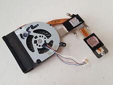 Genuine SONY PCG-41112M CPU Cooling Fan & HEATSINK 60.4eu16.001 -1052