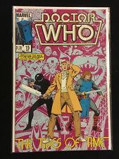 Doctor Who Vol.1 # 15 - Marvel Comics