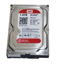 "Western Digital WD RED NASware WD10EFRX 1TB 64MB Cache  3.5"" SATA Hard Drive"