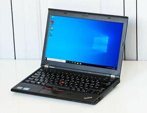 Lenovo ThinkPad X230 I5 / 8 GB DDR3 / 120 SSD NEUF / Windows 10 Professionnel