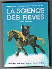 LA SCIENCE DES RÊVES - MICHEL GONDRY - CHARLOTTE GAINSBOURG - DVD NEUF NEW