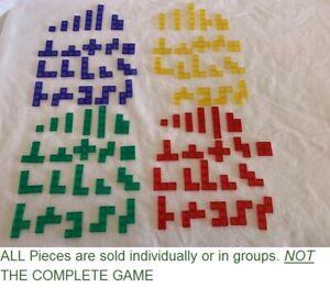 U-PICK 2009 BLOKUS Tiles Replacement Pieces Parts - sets sold separately