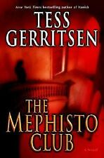 Rizzoli and Isles: The Mephisto Club Bk. 6 by Tess Gerritsen (2006, Hardcover)