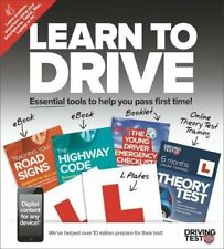 Driving Test Success Learn To Drive Complete Online Training Pack FREE L Plates