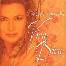 TL401 Viva la Diva by Angela Carrasco/Roc¡o Jurado CD 2004 EMI Music New