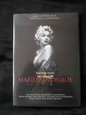 """THE LEGEND OF MARILYN MONROE"" (2005) - John Hustons 1964 Lost Masterpiece - NEW"