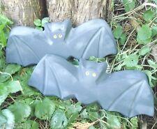 Bat  molds Mr & Mrs Bat molds Halloween reusable casting molds