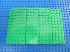 Lego 6x12 New Green Base Plates City Town Grass Castle Endor