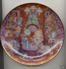 Franklin Mint Plate Whisker Wuv by Bill Bell