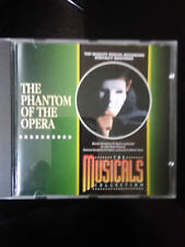 The Phantom Of The opera, The Musicals Collection 1994 Cd