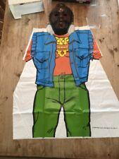 VINTAGE 1980 S Mr T Costume Set all'interno della sua scatola originale, dal team di un