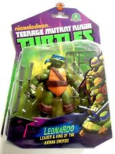 Leonardo Teenage Mutant Ninja Turtles TMNT Nickelodeon Precintado Figura Accion