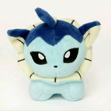 "Eevee 5"" VAPOREON Pokemon Go Mini Pocket Monster Plush Toy Stuffed Animal Doll"