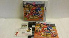 Jeu Vidéo Nintendo 3DS/2DS Mario & Sonic aux Jeux Olympiques de Londres 2012 VF