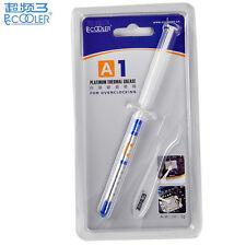 PcCooler A1 Platinum Super Performance Thermal Grease Paste 2g Tube (7.5W/m-k)