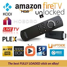 Amazon Fire TV Stick - all new ✔Movies✔Sports✔Live TV✔Kids 2nd GEN with ALEXA