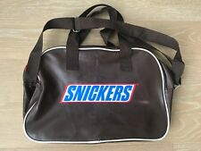 """Snickers Tote Bag 14"""" x 9"""" with Broken Zipper - Discounted"""