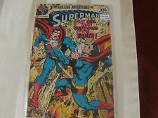 Superman DC Comics #24 The Duel That Destroyed the Earth! Comic Book
