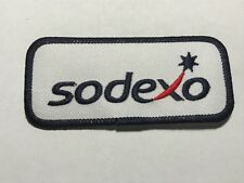 Sodexo French Food Facilities Management Paris France Schools Hospitals Patch B