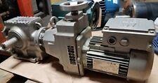 Sew Eurodrive Gear Reducer S57d16bdt80k6 12 Hp 3 Phase 110731 Ratio
