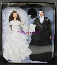THE PHANTOM OF THE OPERA Barbie & Ken Dolls Gift Set #20377