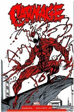 Marvel en exclusiva HC #45 Carnage lim. Hardcover Warren Ellis, Mark Bagley Spider-Man