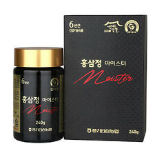 [Hwang Pung Jung] 100% Pure 6years Korean Red Ginseng Extract Meister 240g