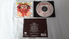 Furioso Rare Hard Rock AOR Instrumental Trust Sortilege Satan Jokers Elegy CD